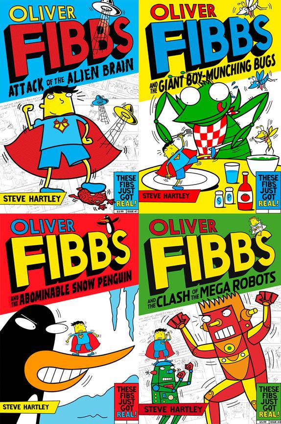 oliver fibbs series