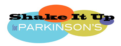 shake it up for parkinson's logo