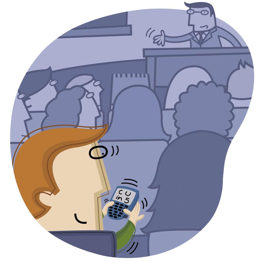 "illustration for national magazine, canada about ""wifi"" ©bernicelum2014"